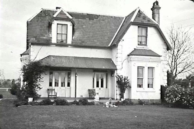 Maclin Lodge Heritage Building
