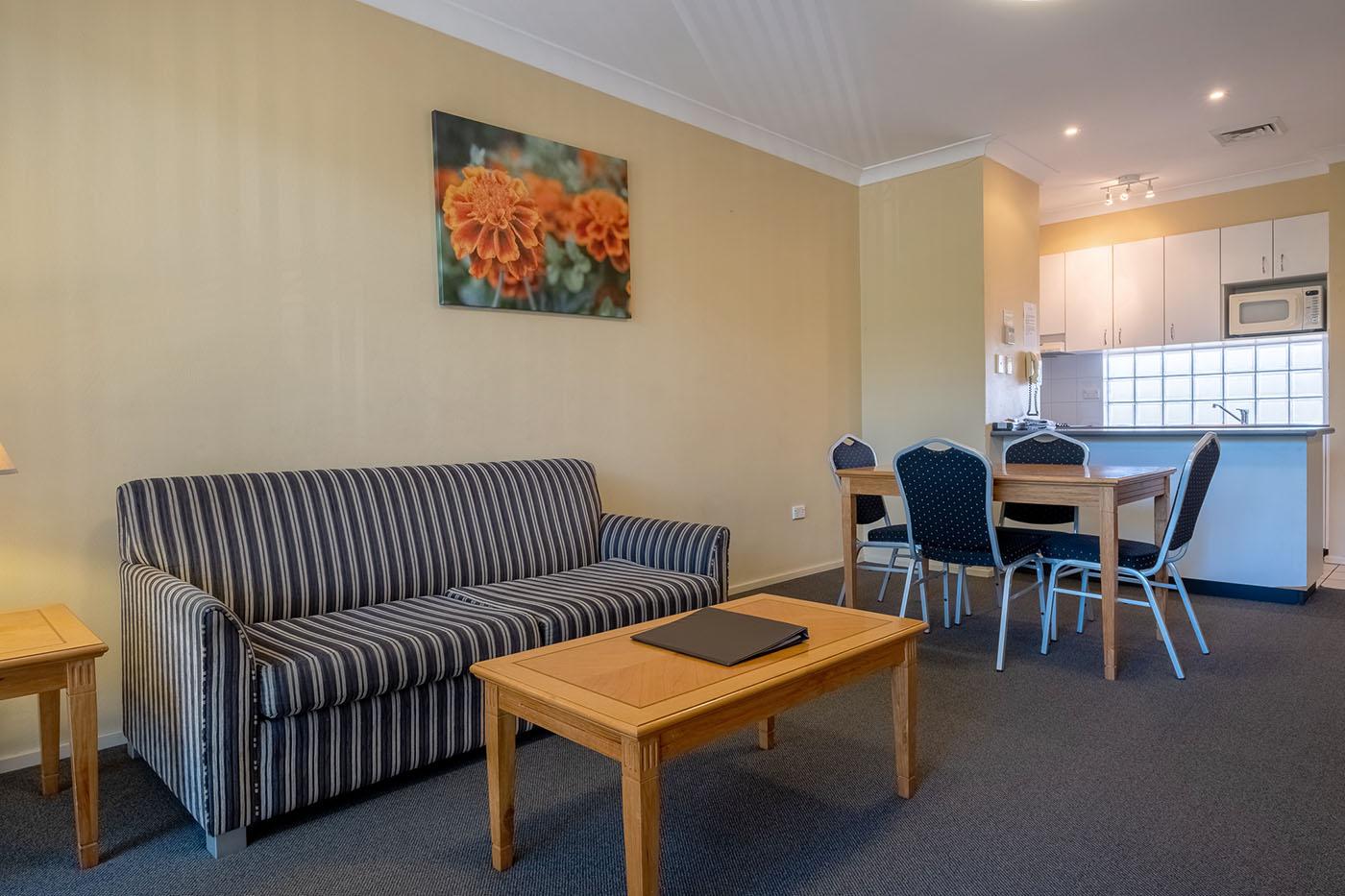 Maclin Lodge 2 Bedroom Apartment