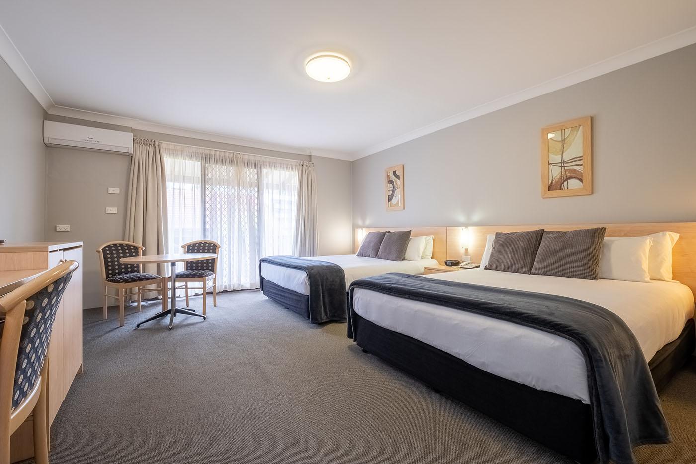 Maclin Lodge Executive Twin Room